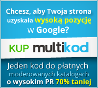 Multikod 50 katalogów